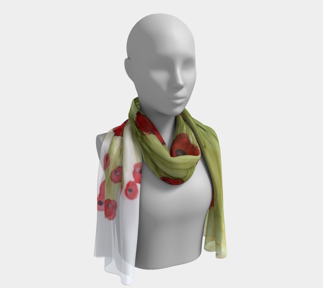 Flanders Field Long Scarf preview