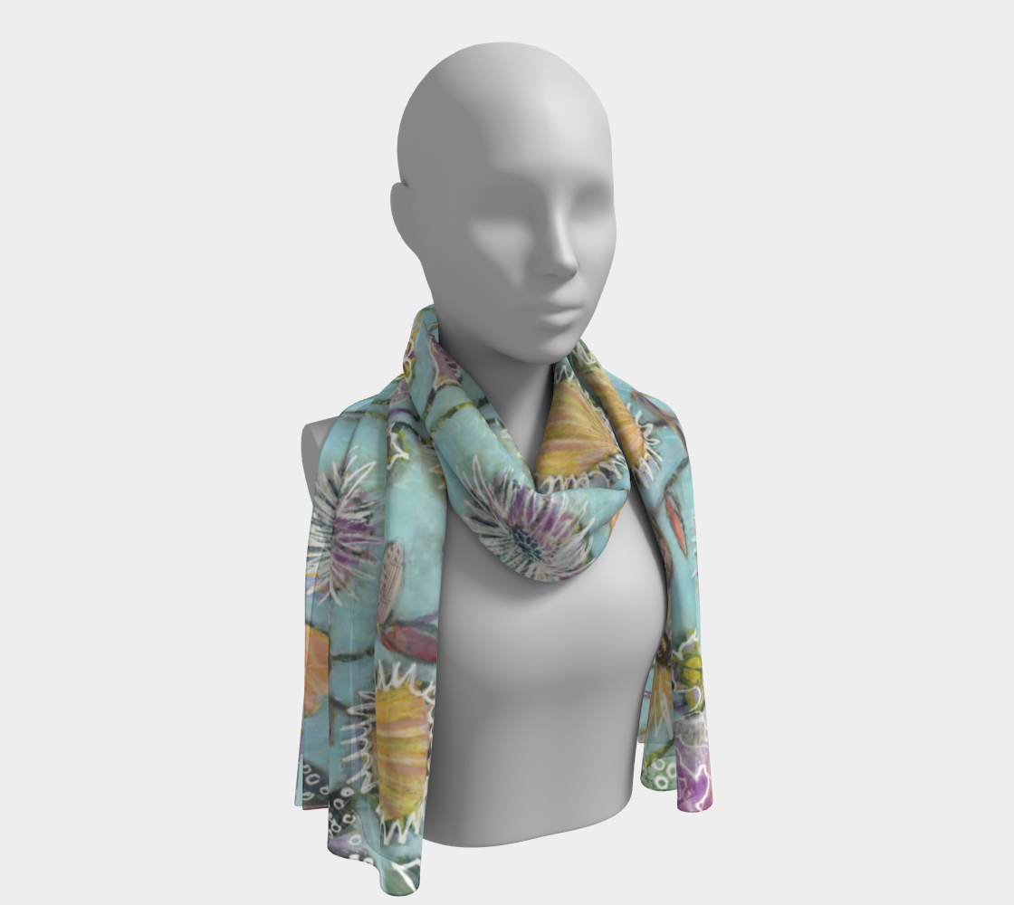 WHIRL-A-GIG scarf preview