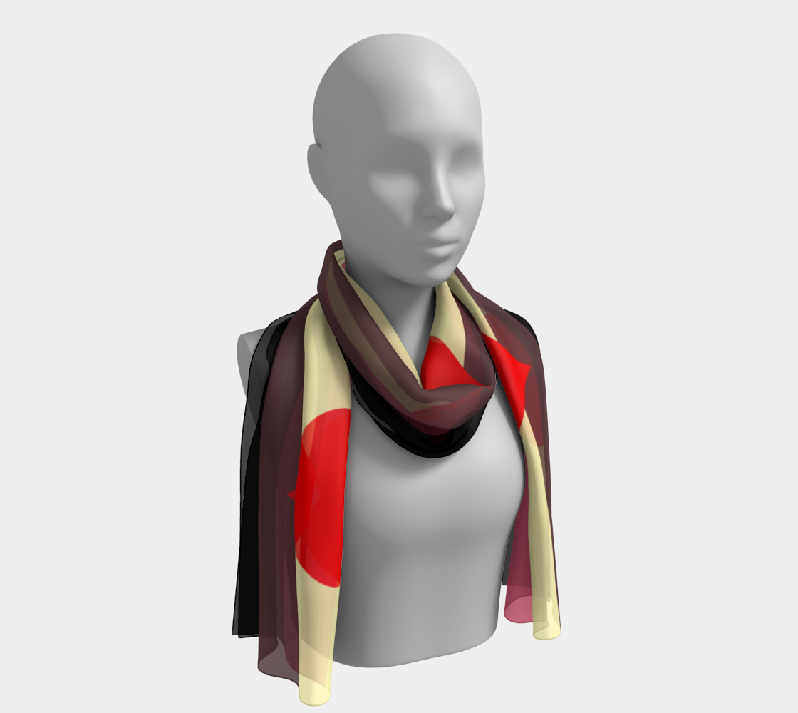 Fat Fetish long scarf preview