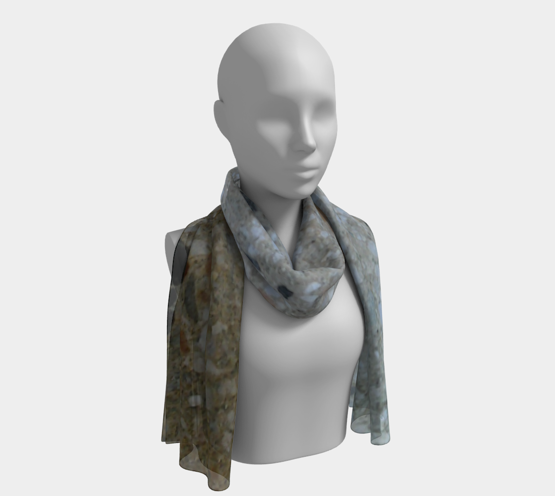 Flat Brick long scarf preview