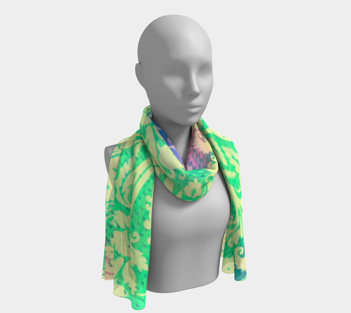 Hippie Lace Long Scarf preview