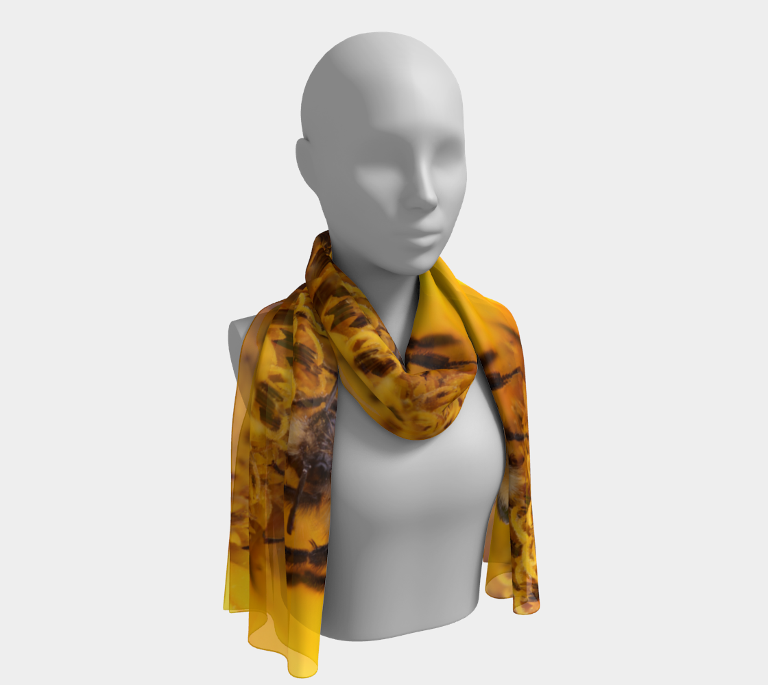Honey Bee Long Scarf preview