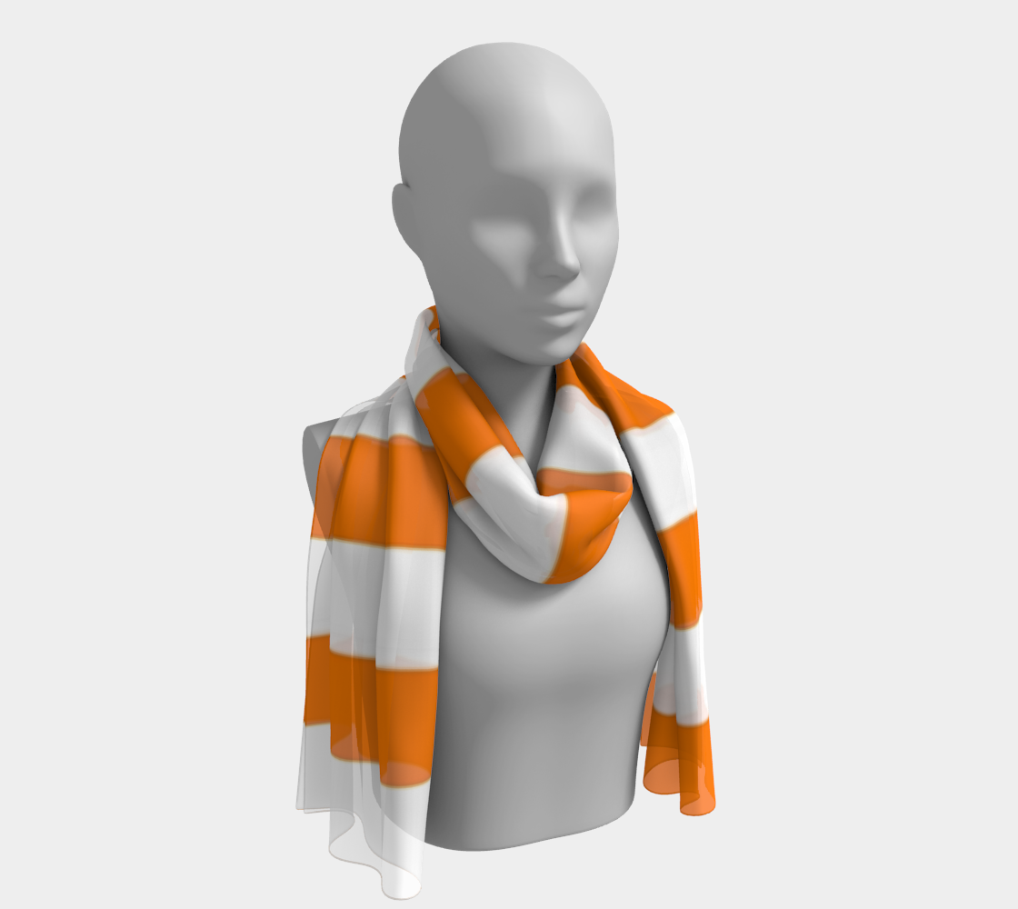 juli iz orng long scarf fall winter preview