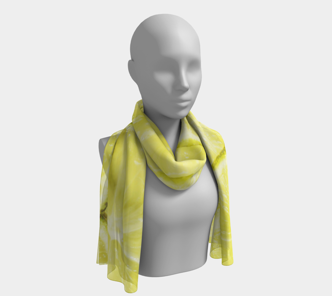 Limes winter long scarf preview