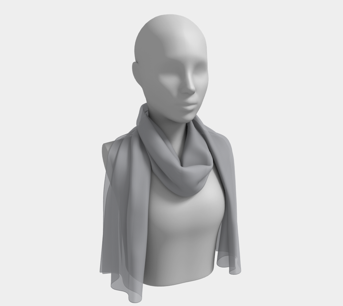 London Fog winter long scarf preview #1
