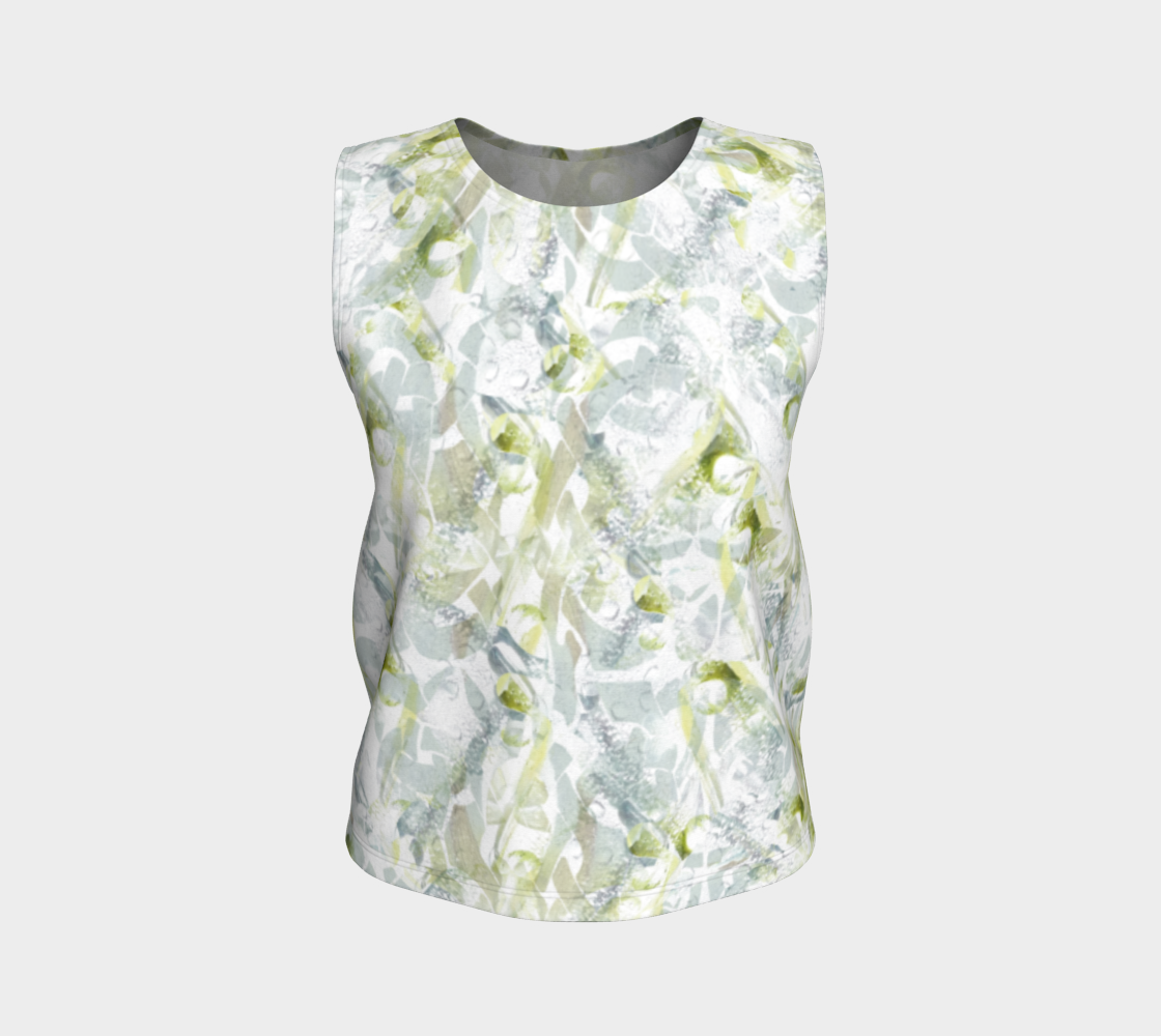 Spring Equinox Loose Tank Top by Laura Davis Art Studio preview