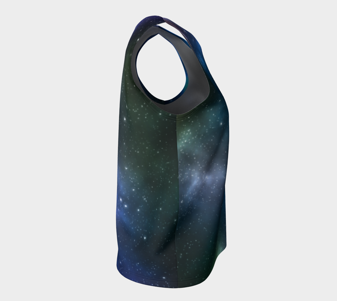 IPR Vibrant Universe Tank Top preview #8