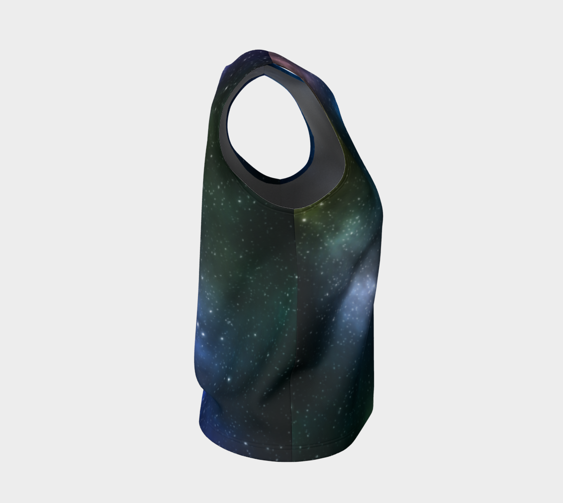 IPR Vibrant Universe Tank Top preview #4