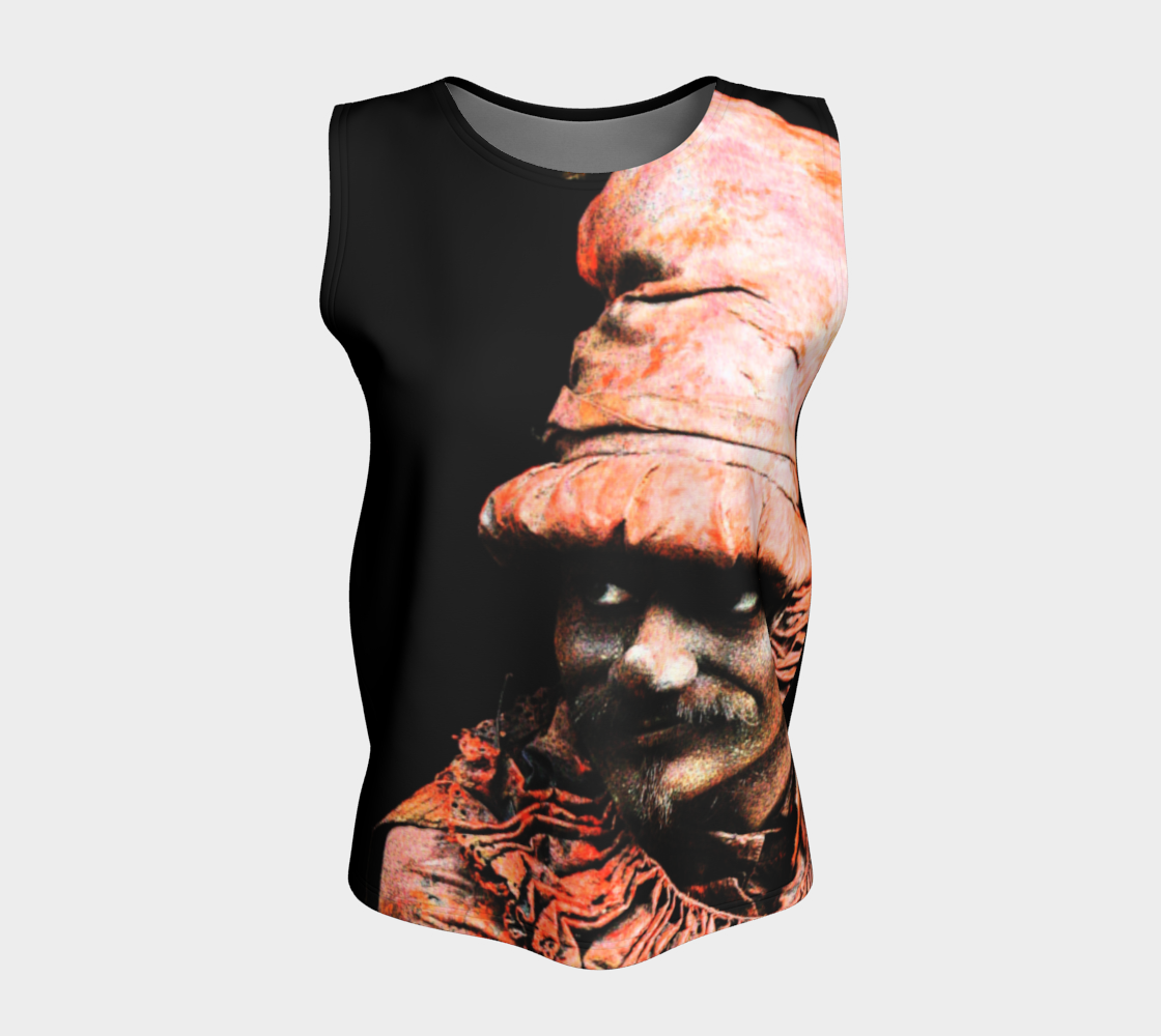 Street Performance 2 Loose Tank Top preview #5