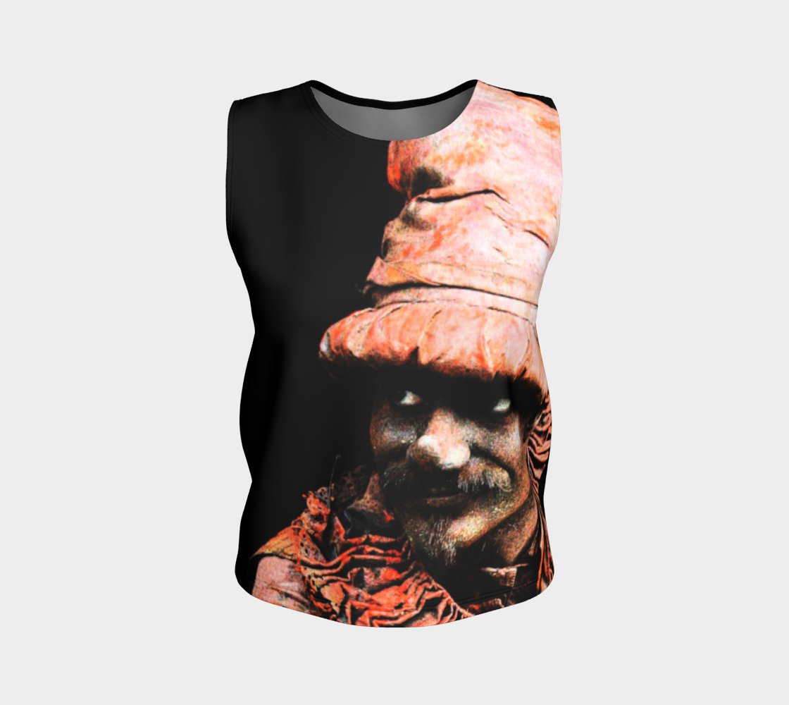 Street Performance 2 Loose Tank Top preview #1