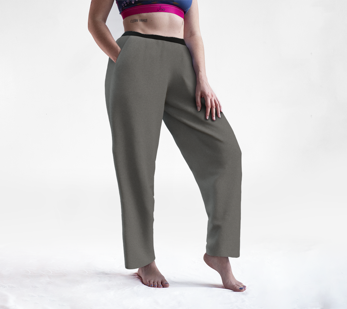 Heather Grey Lounge Pants preview