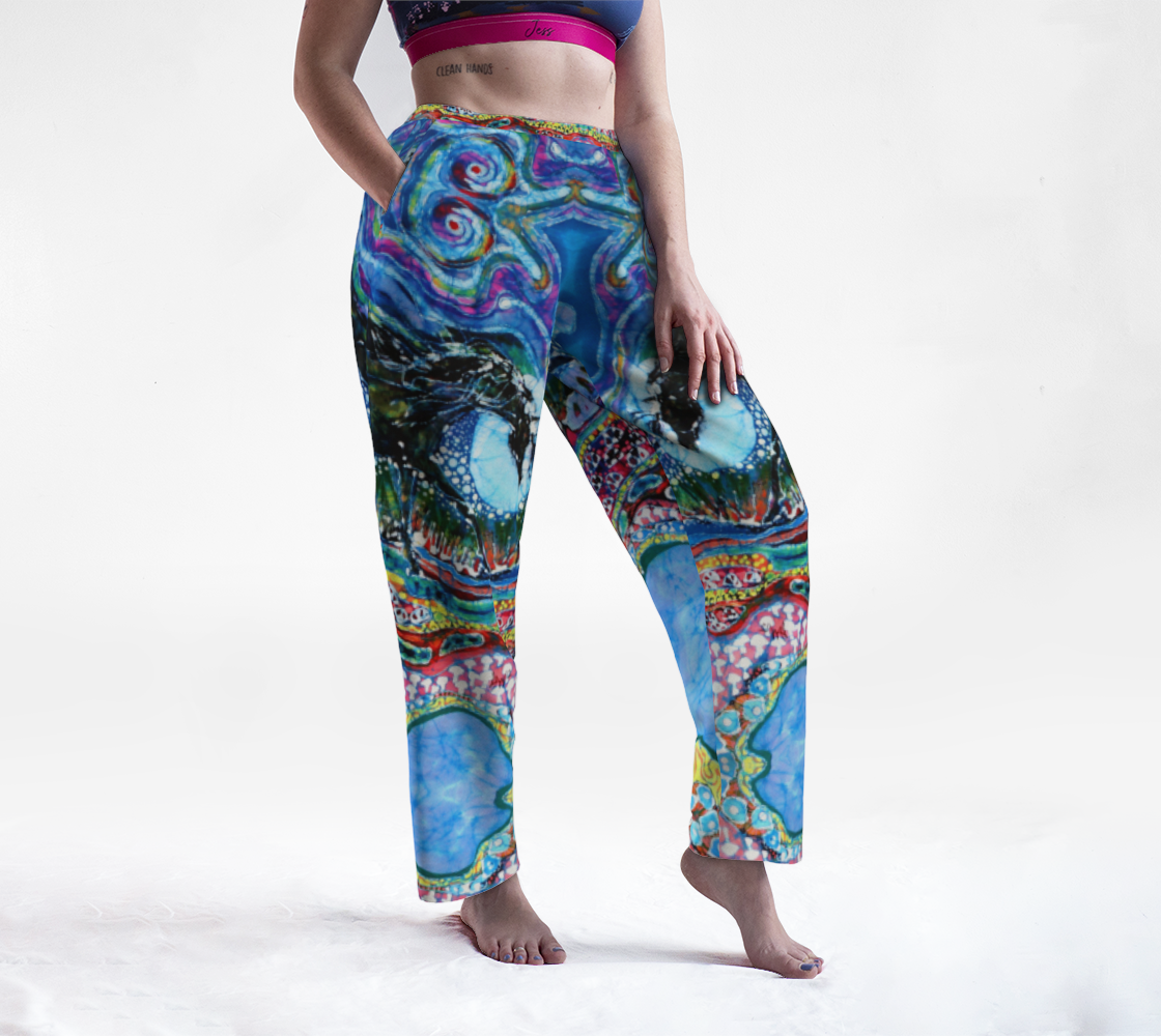 Horse Born of Moon Energy Lounge Pants preview