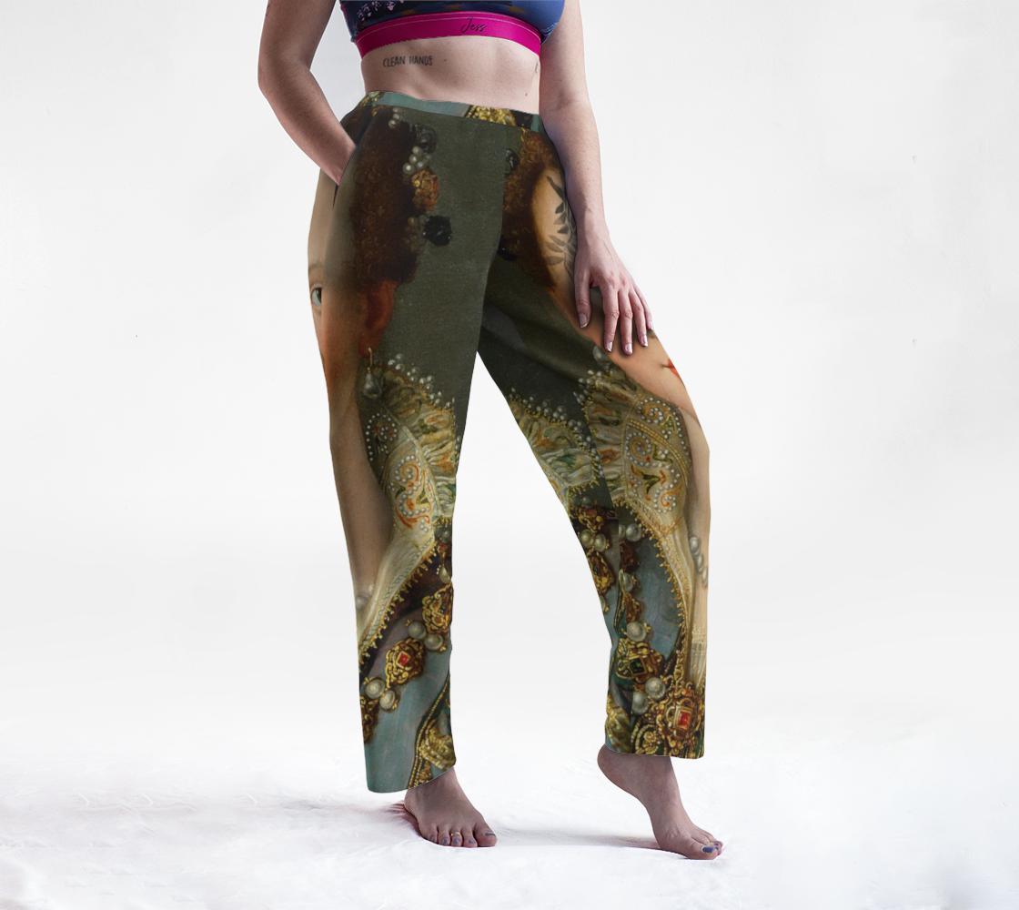 Aperçu de Lounge pants - Renaissance Portrait