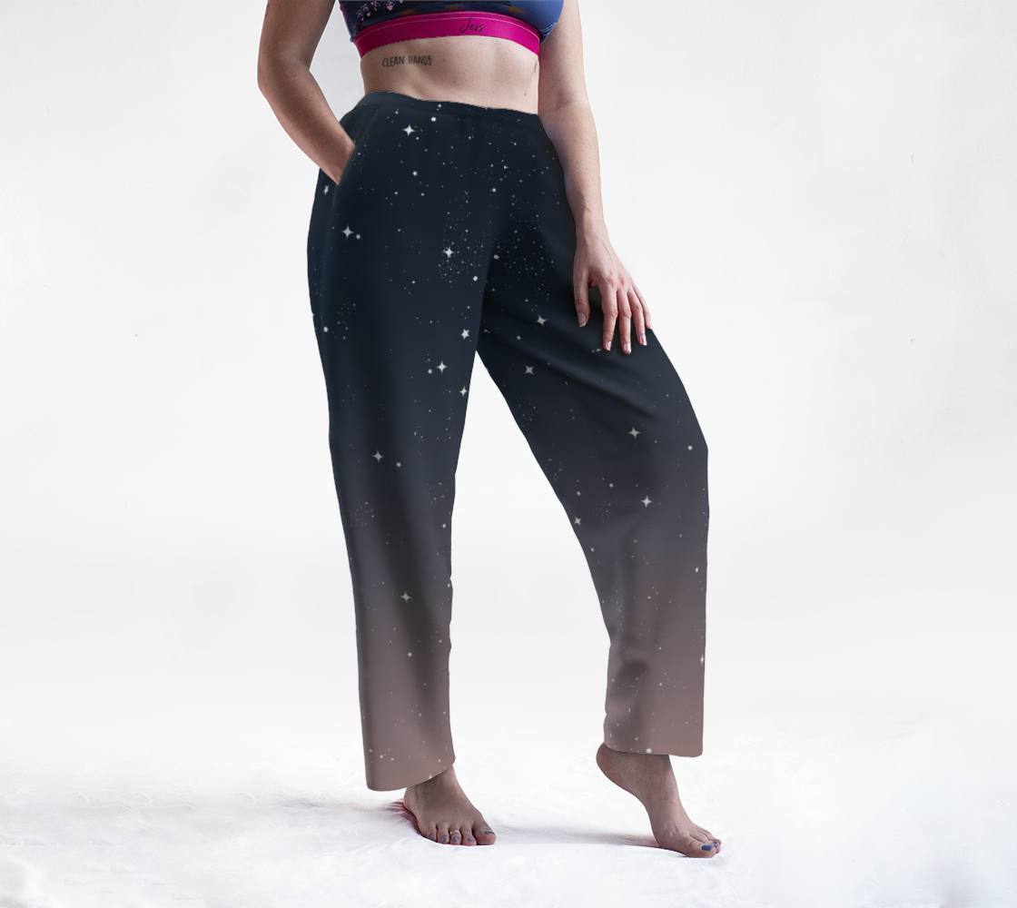 Keep On Shining - Peaceful Dusk Lounge Pants preview