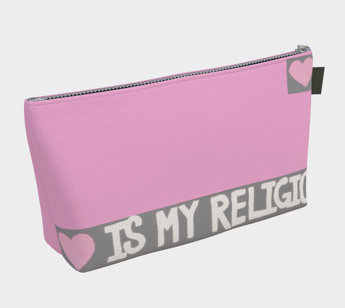 love is my religion M/U bag preview #2