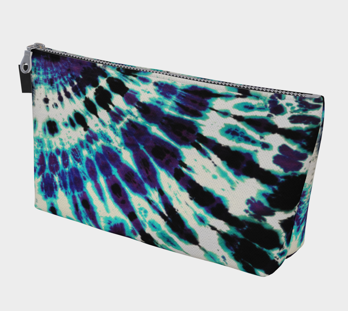 Tie Dye Make Up Bag preview
