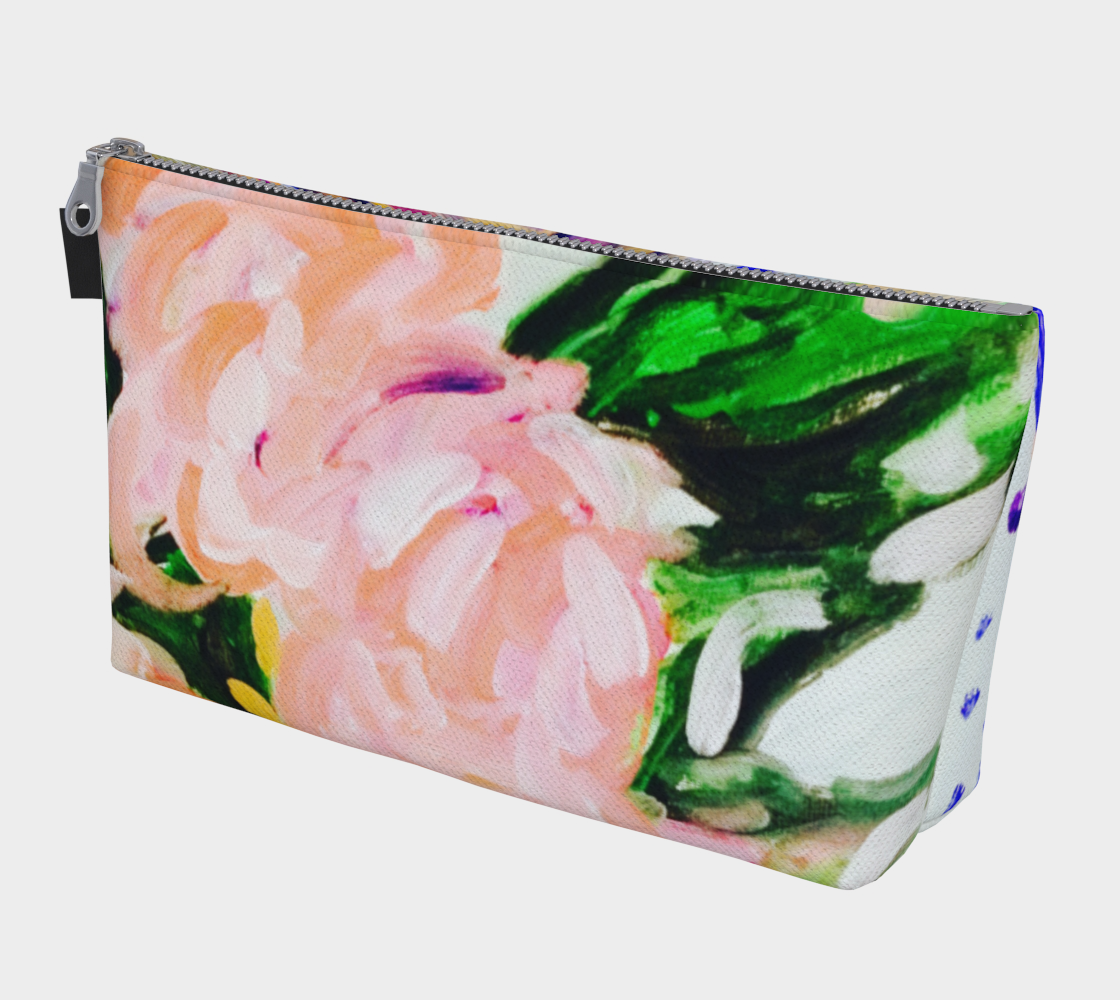 Peaches make up bag preview
