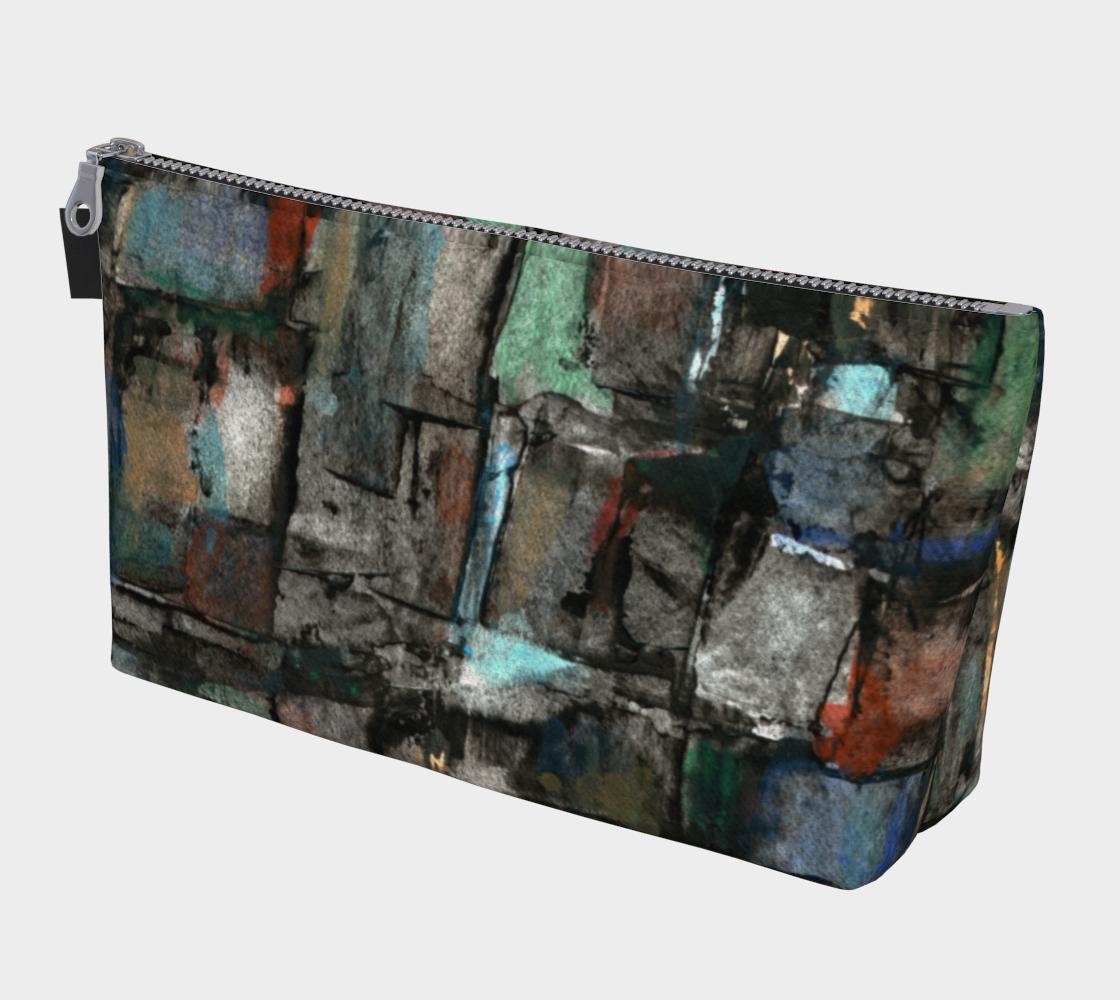 Ancient Ruins Makeup Bag preview #1
