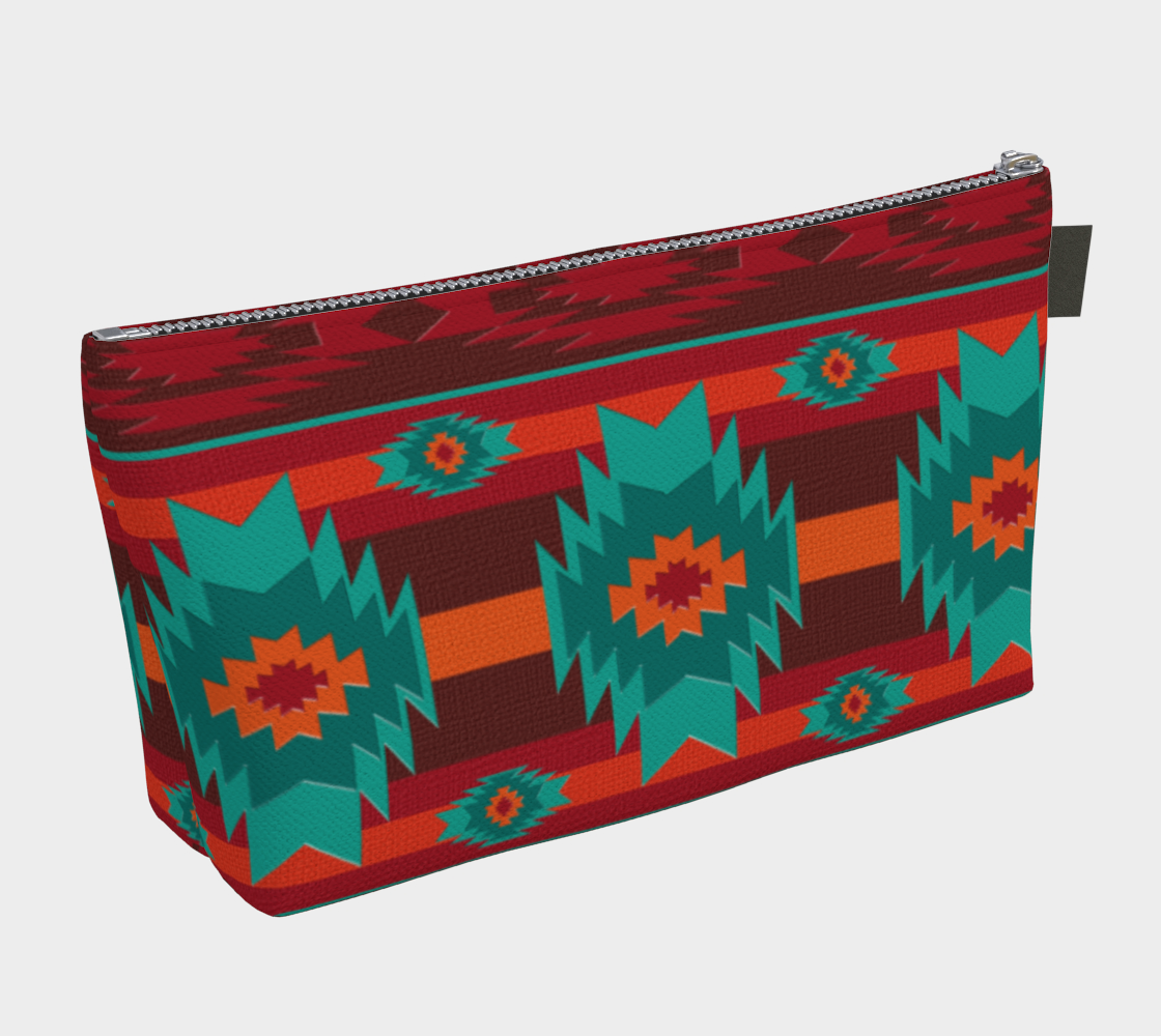 Southwestern ethnic geometric preview #2