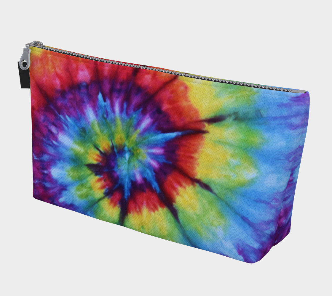 Rainbow Spiral Make Up Bag preview