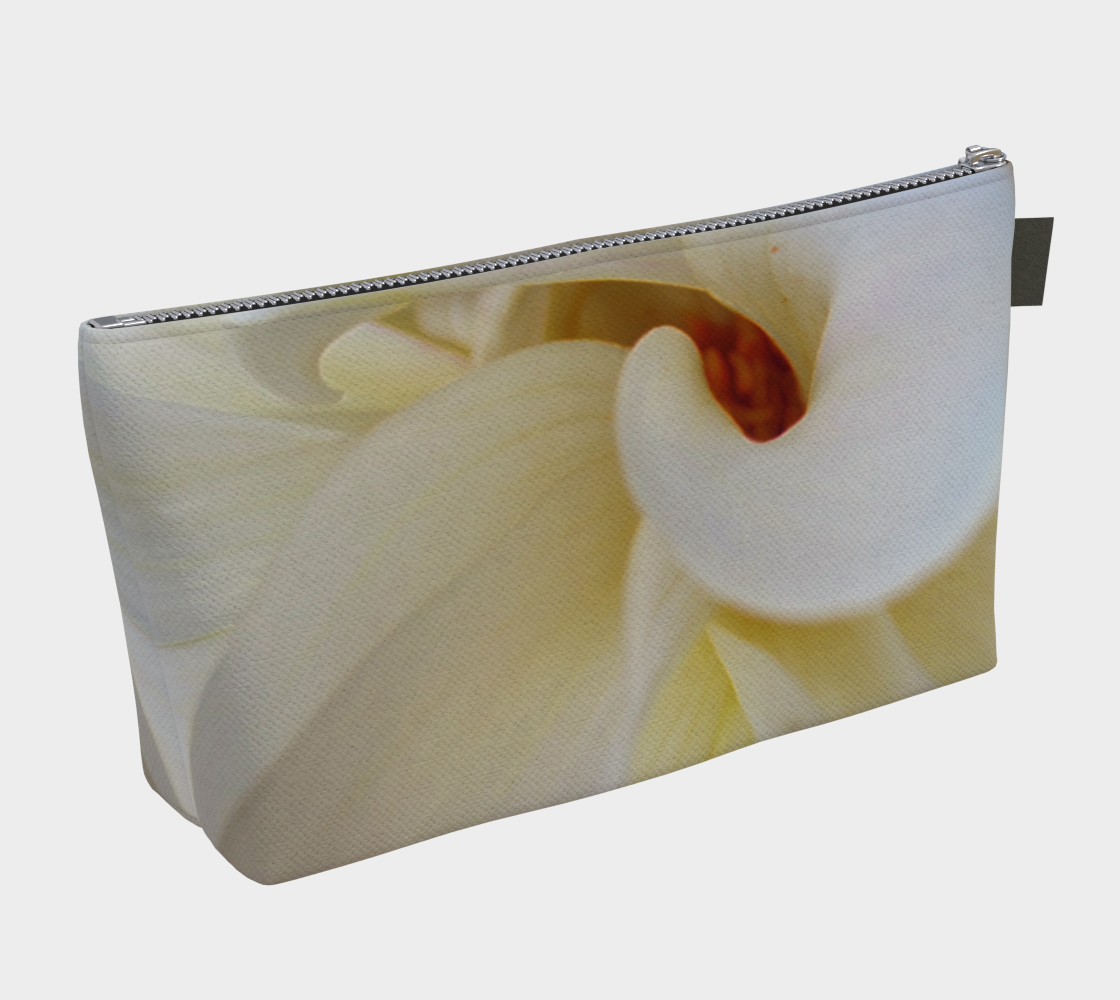 White Dahlia Study 3 Makeup Bag preview #2