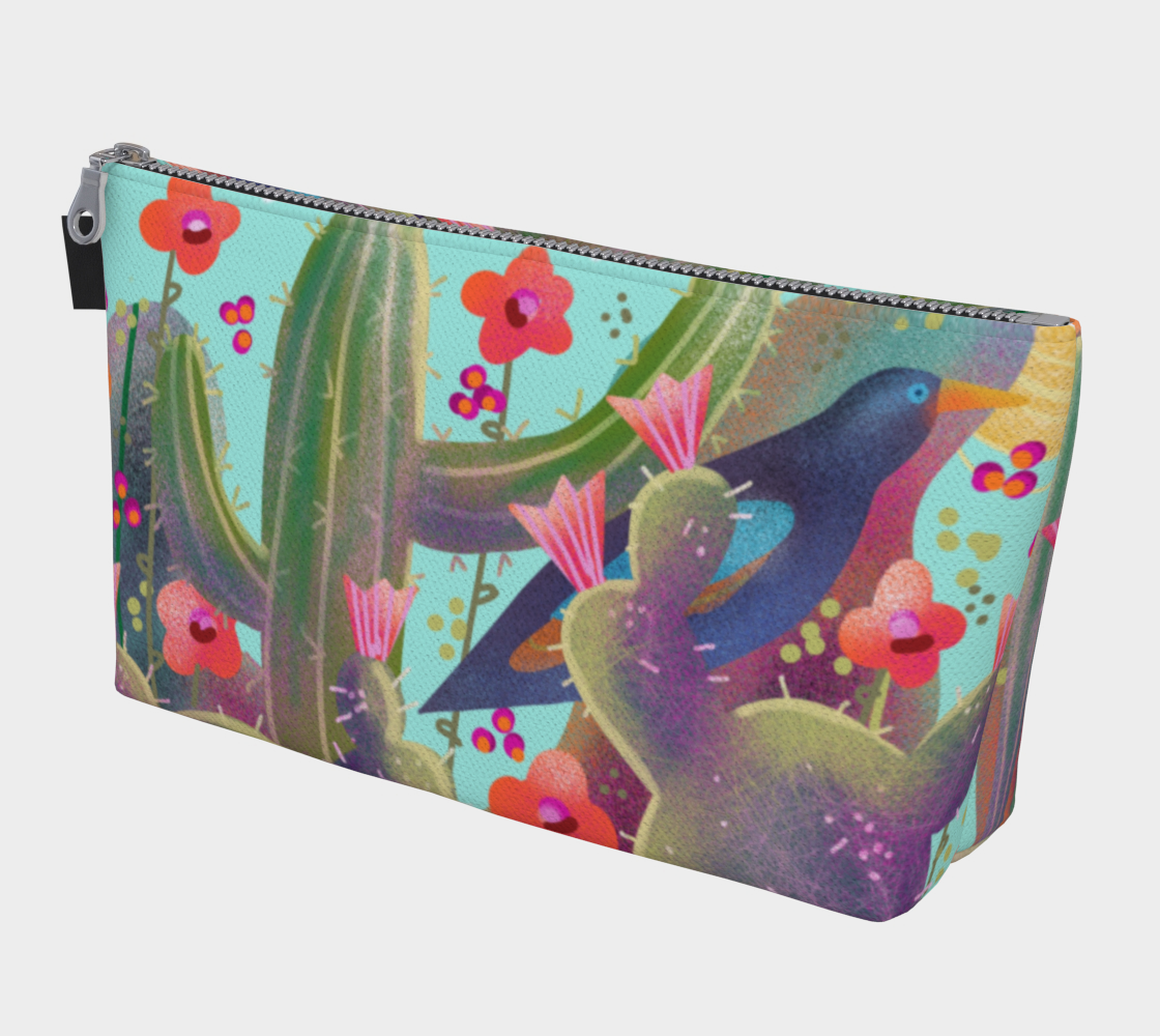 Trousse Cactus en folie preview