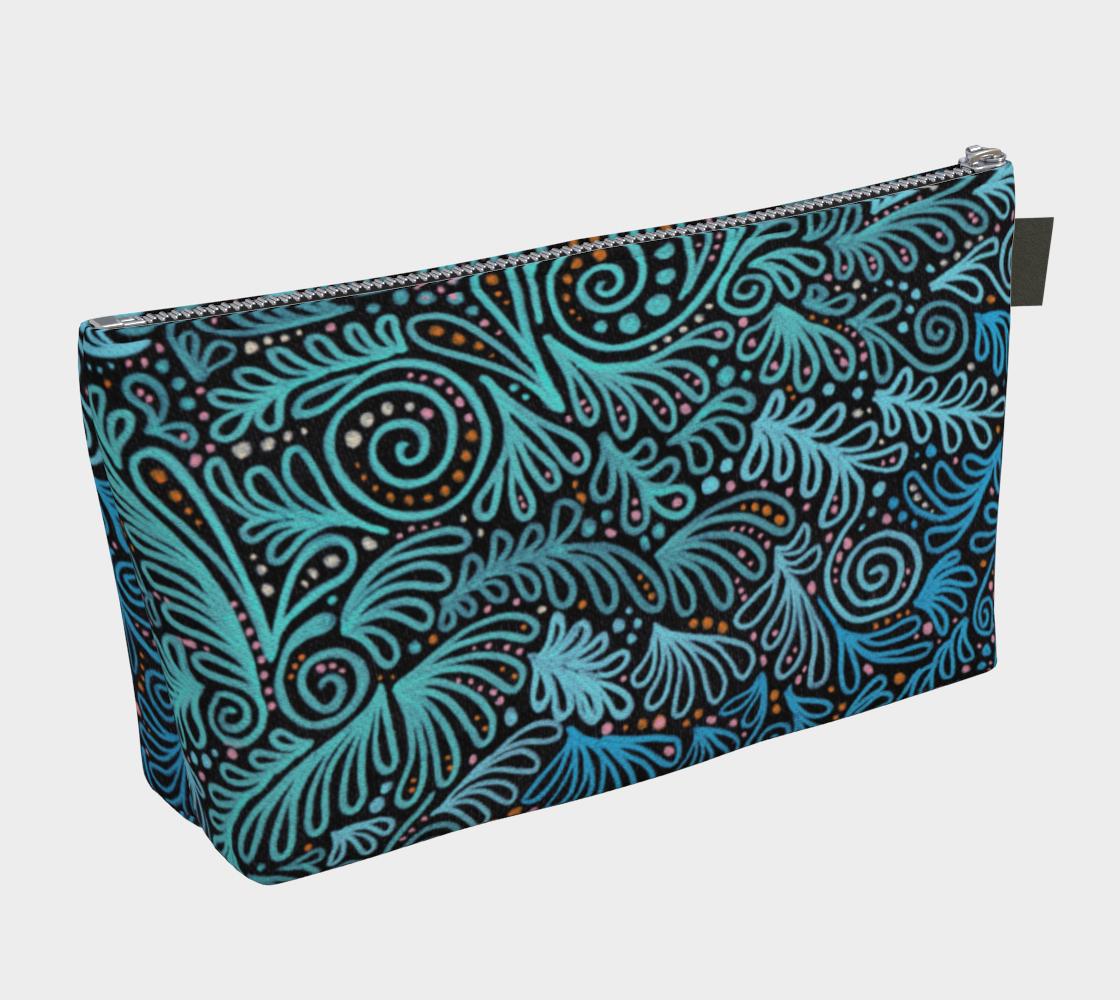 Ocean Love Makeup Bag preview #2