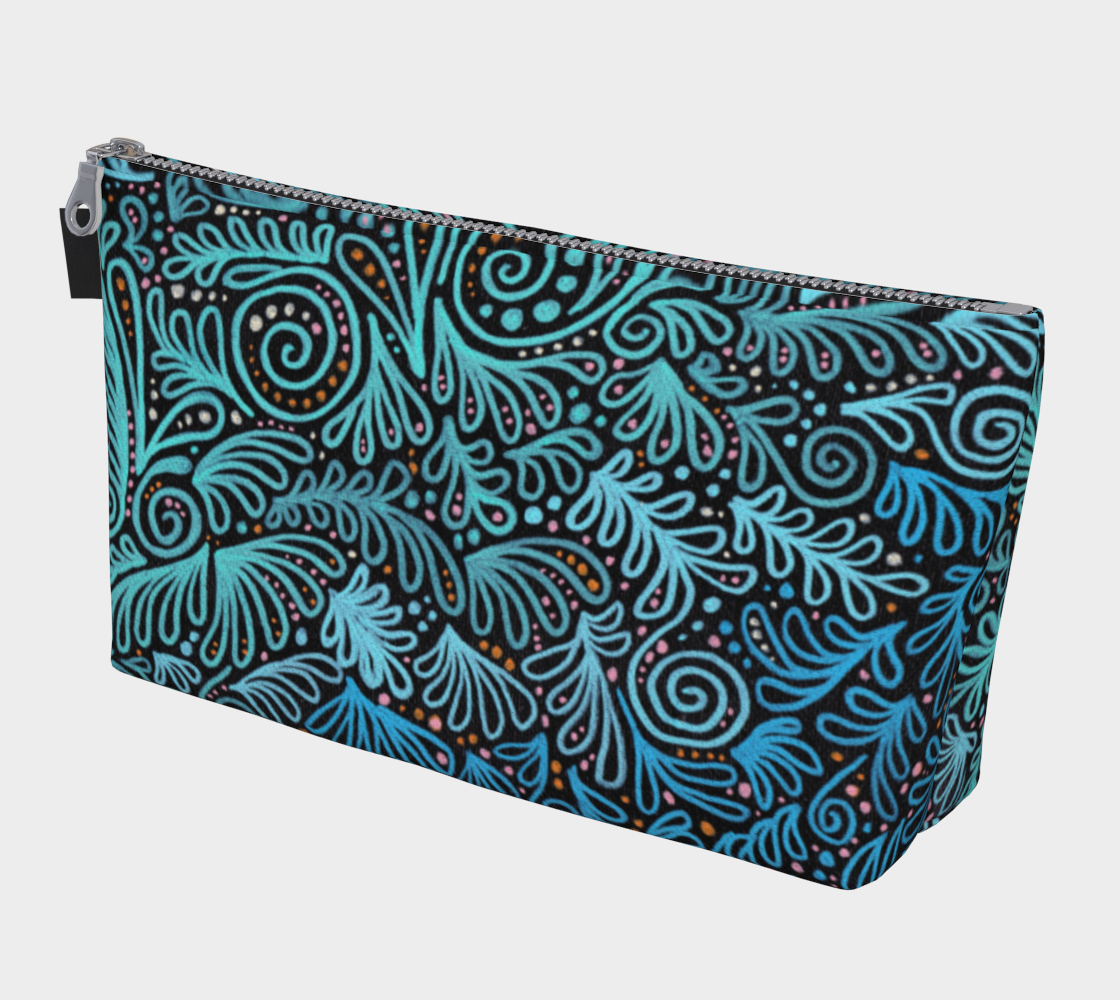 Ocean Love Makeup Bag preview