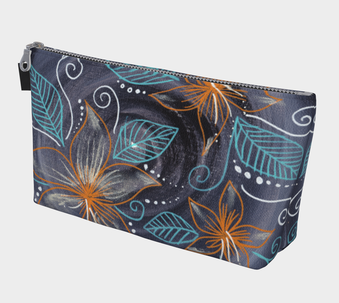 Flora makeup bag preview