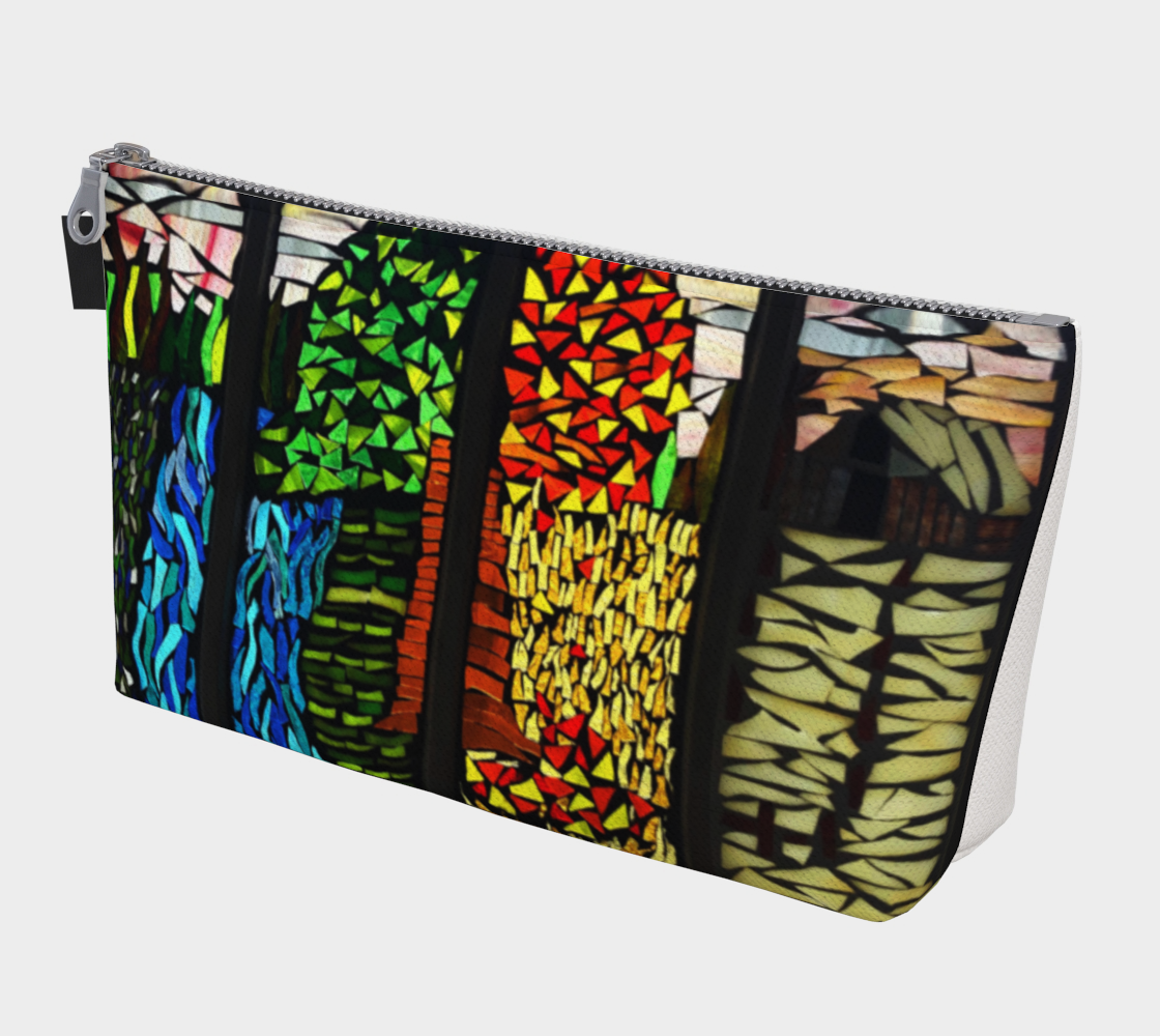 Travel Pouch 3 by Nicole Staab Marigold preview