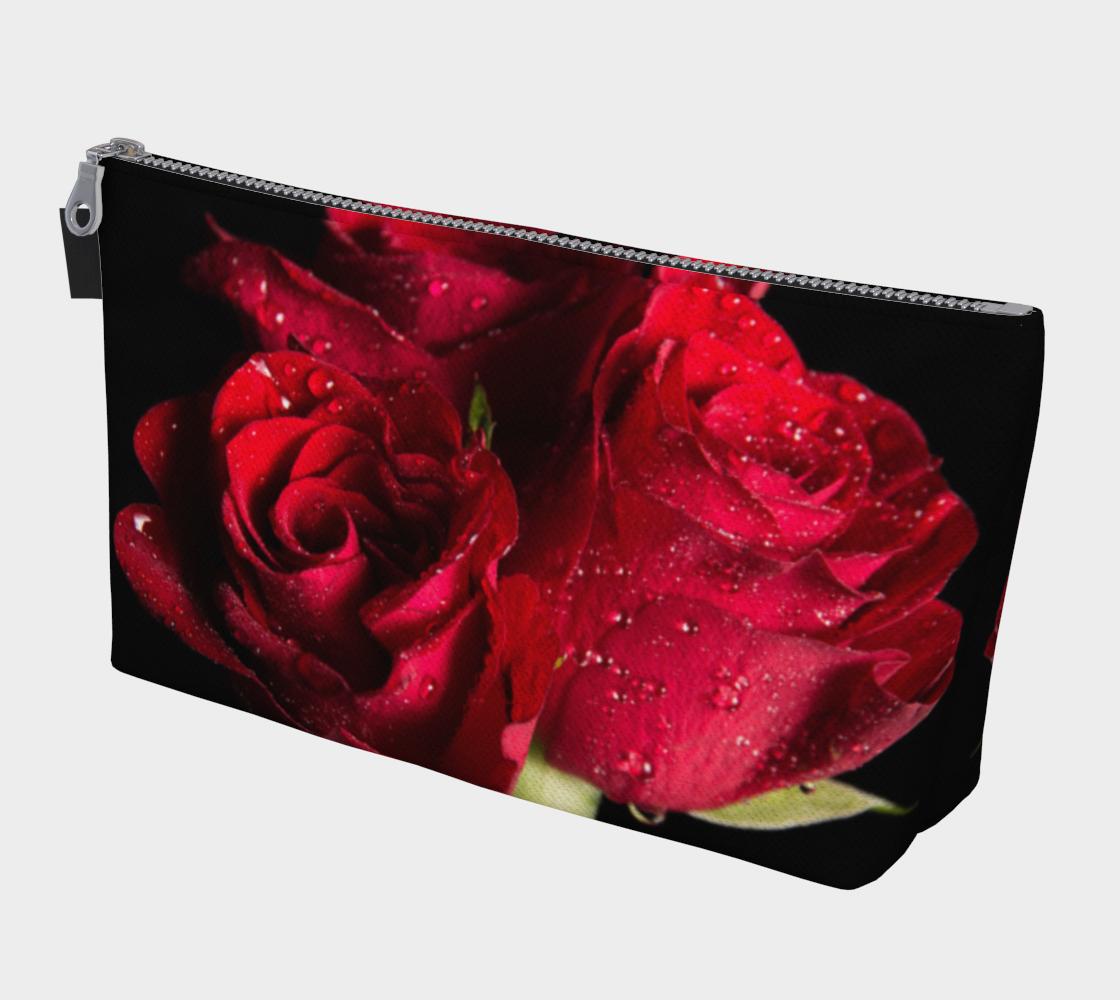 Aperçu de Roses Makeup Bag