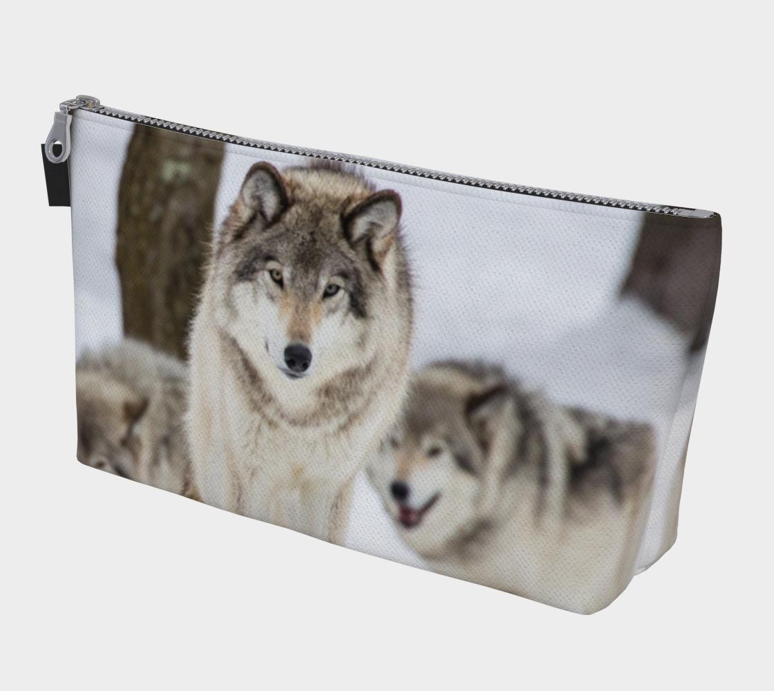 Aperçu de Wolf Makeup Bag
