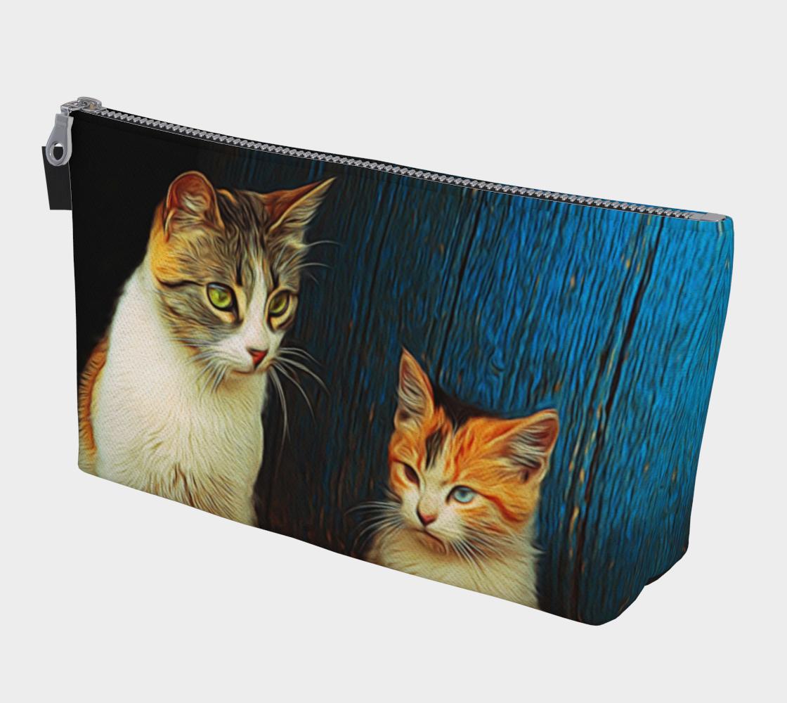Aperçu de Cats Makeup Bag