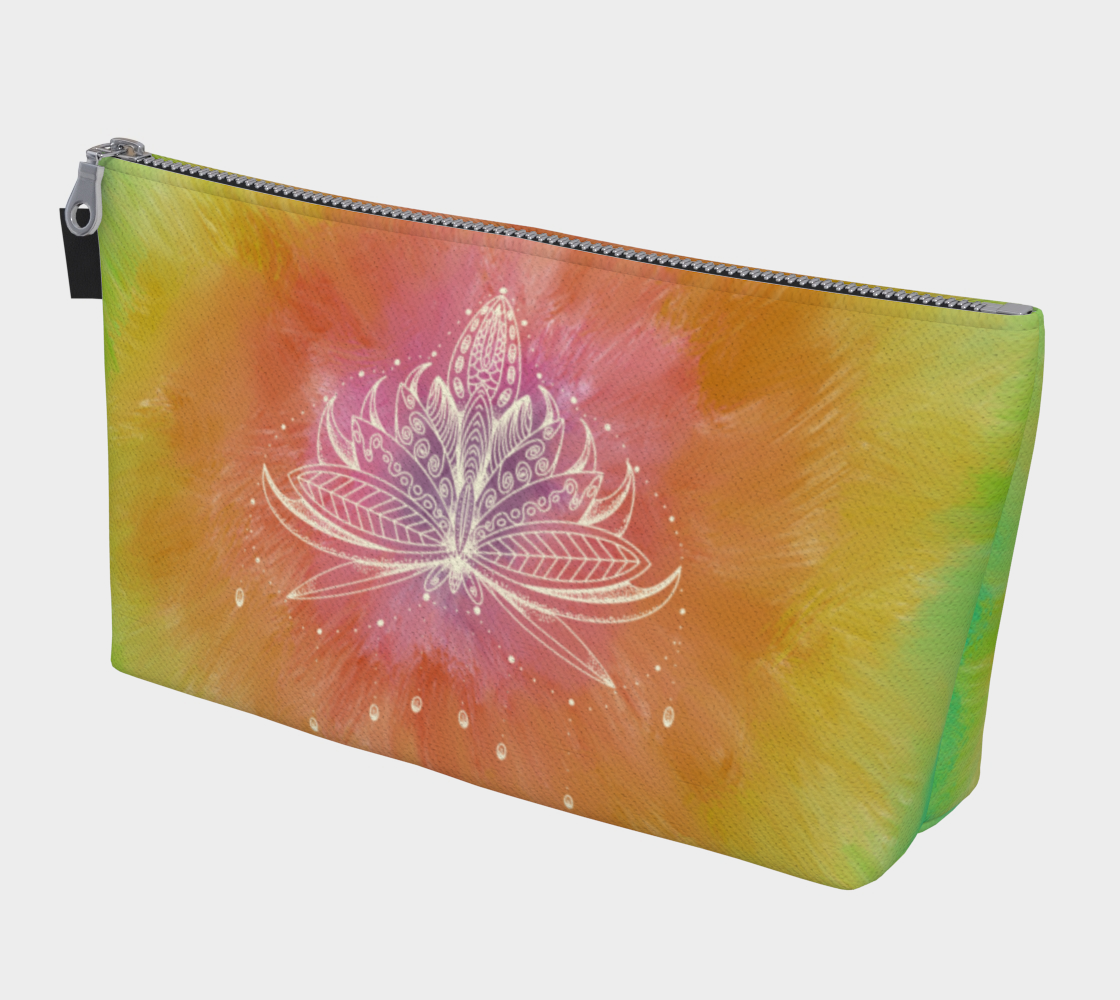 Lotus in Bloom - Bag preview