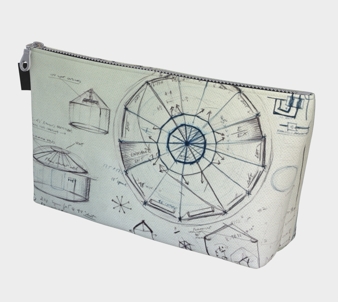 Devin Tour Chamber Schematic / Lady Architect's Makeup Bag preview