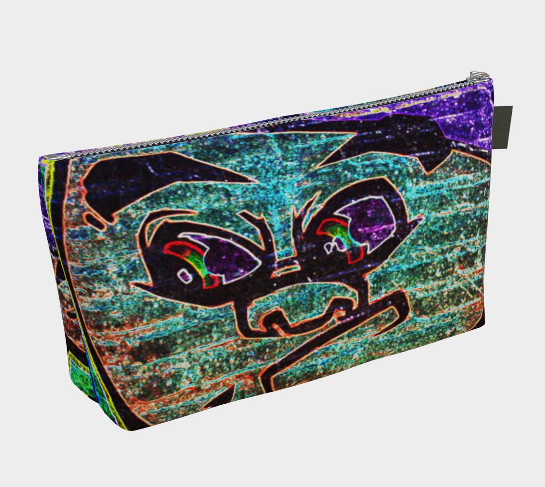 Graffiti 7 Makeup Bag preview #2