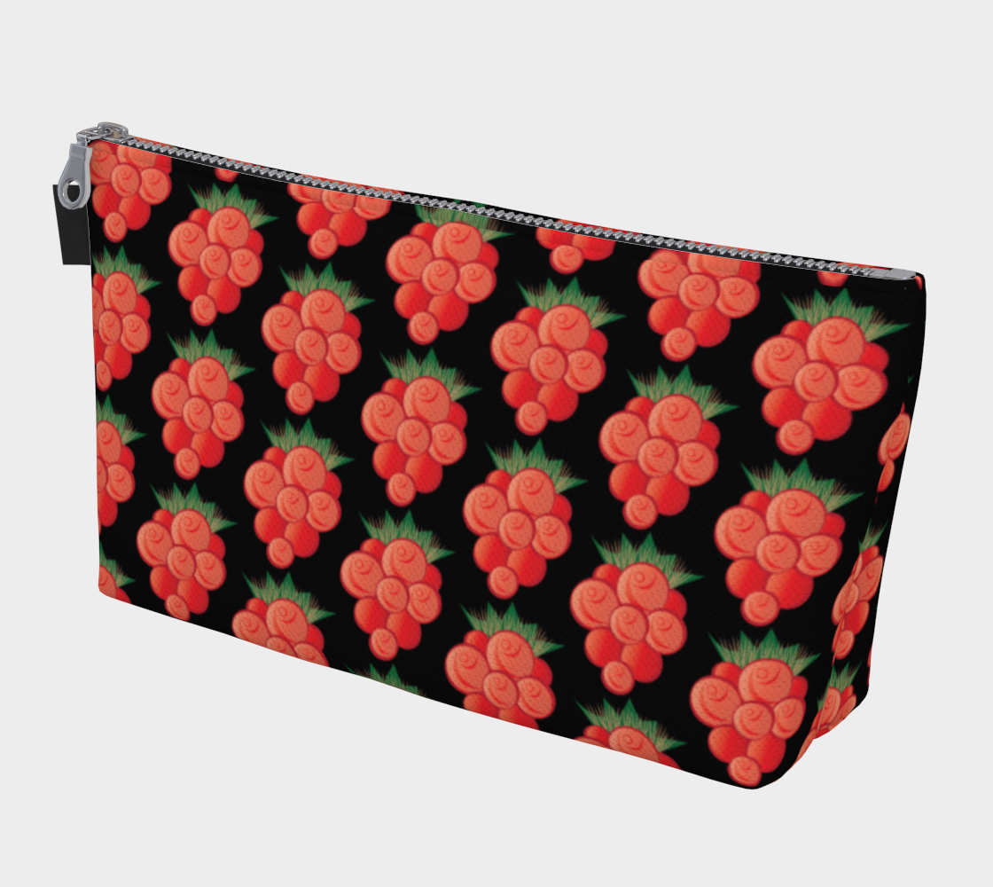 Salmonberry Makeup Bag preview #1