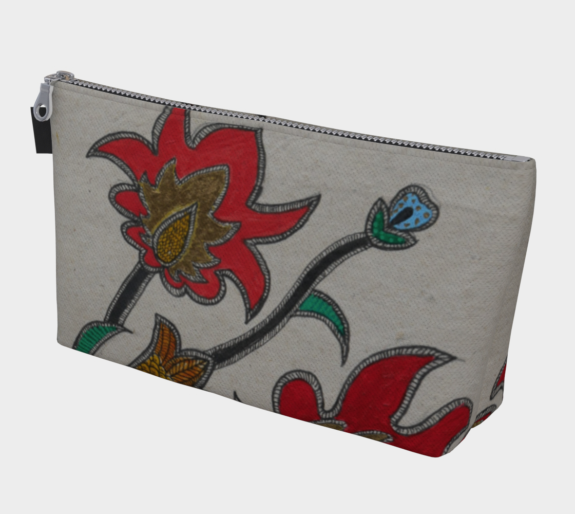 Beauty of flowers-Makeup Bag preview