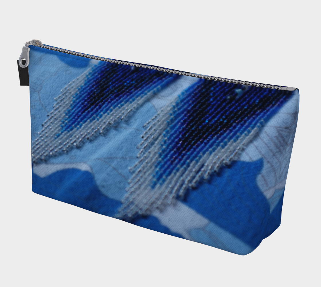 zippered bag preview