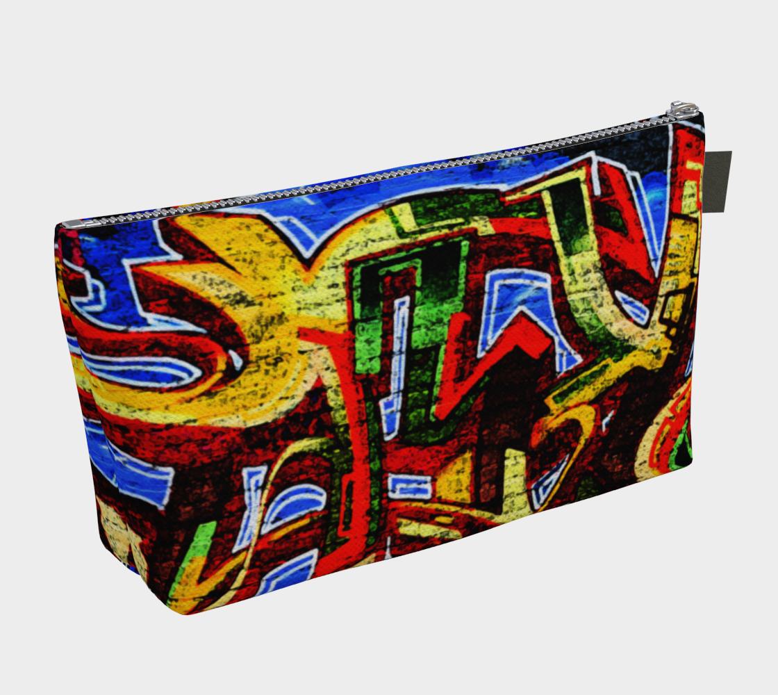 Graffiti 17 Makeup Bag preview #2