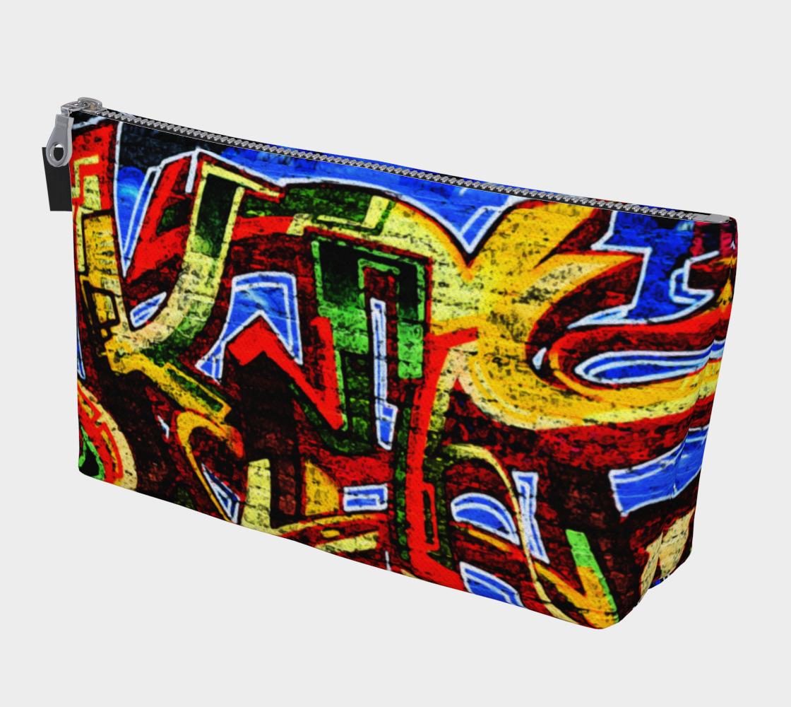 Graffiti 17 Makeup Bag preview #1