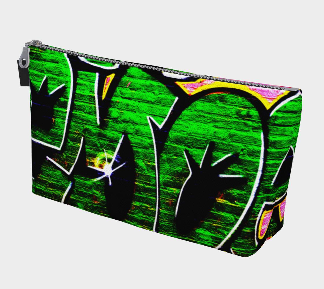 Graffiti 18 Makeup Bag preview