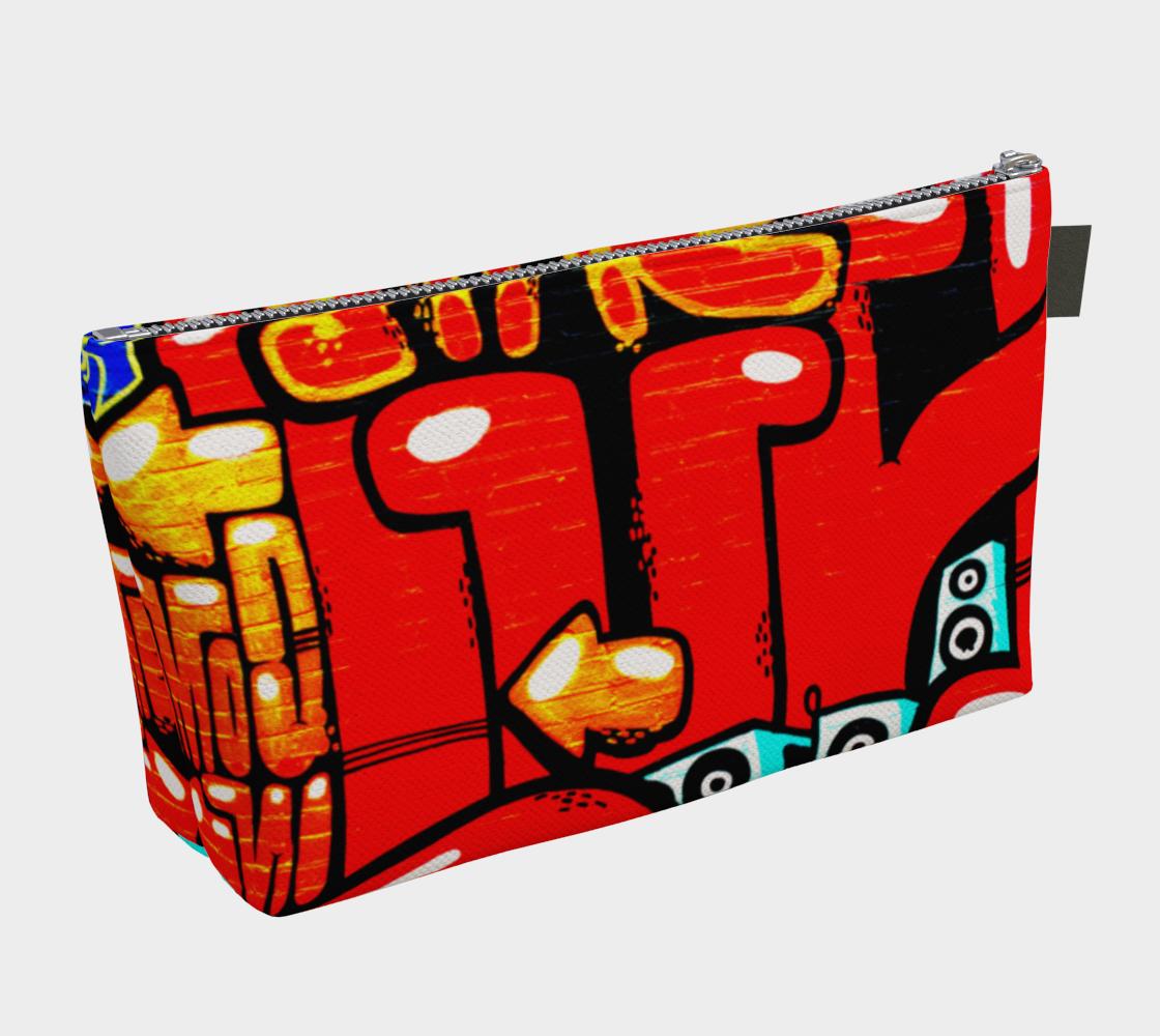 Graffiti 19 Makeup Bag preview #2