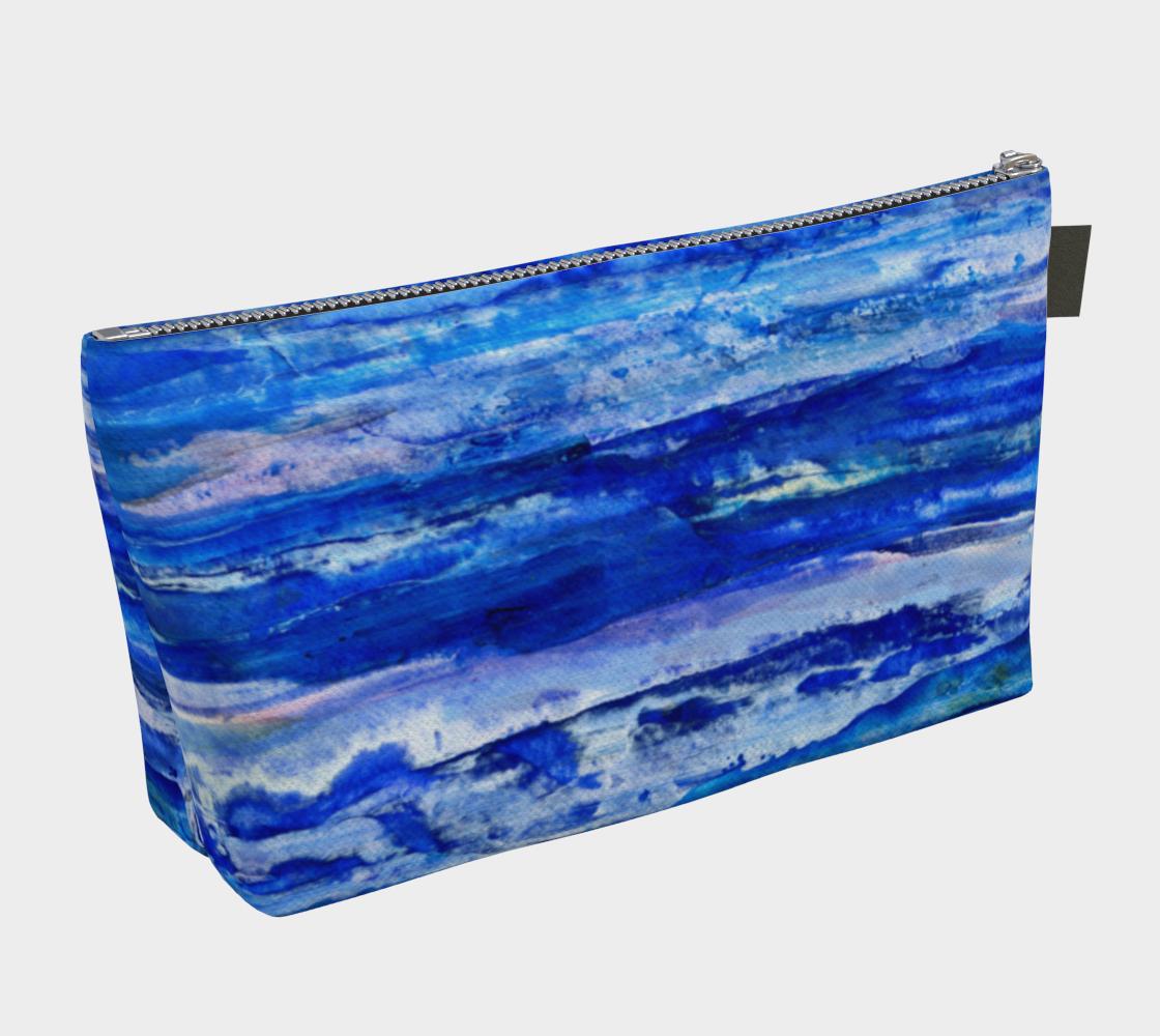 Blue Horizon Makeup Bag preview #2