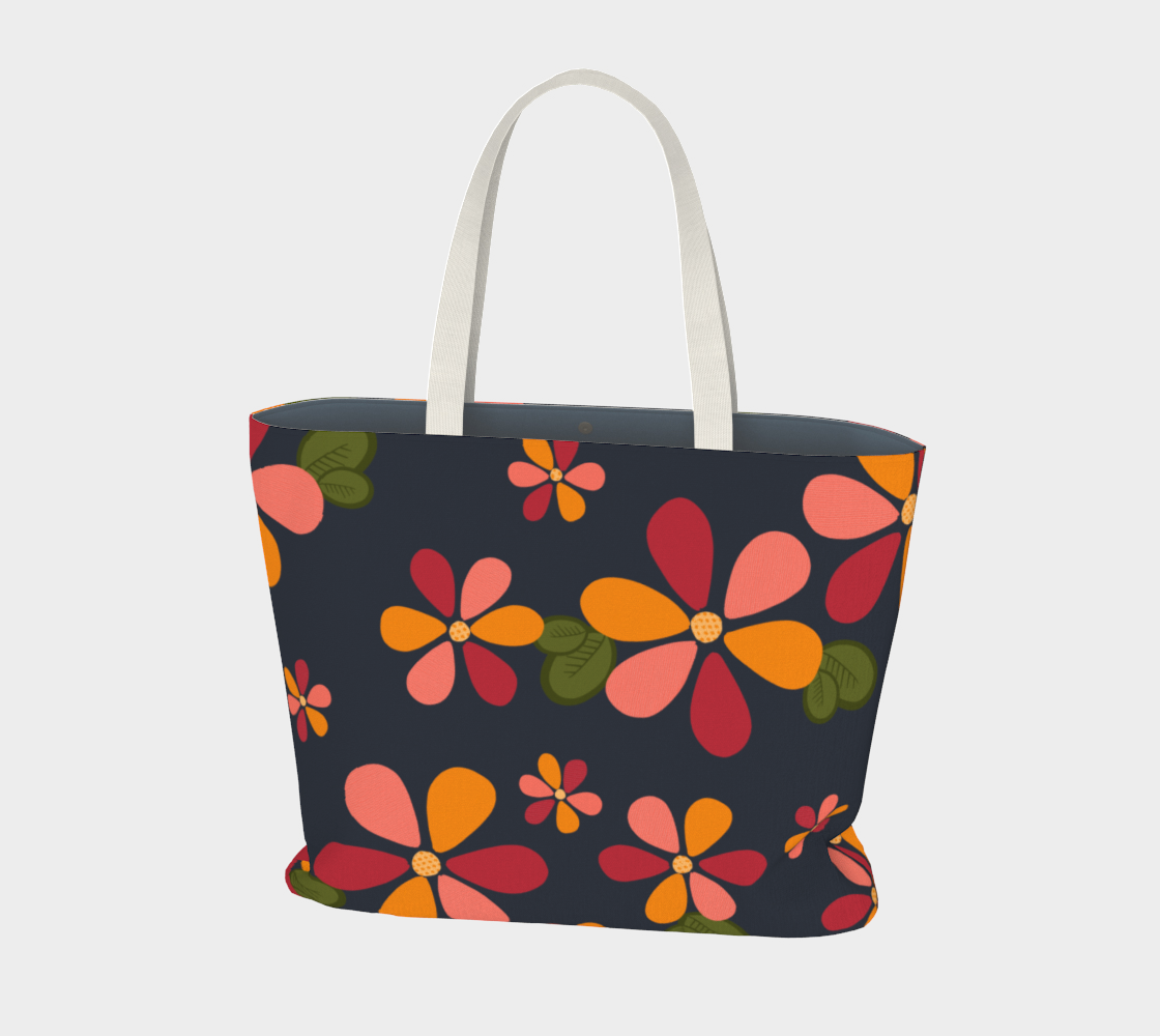 Big Bold Beautiful Daisies preview