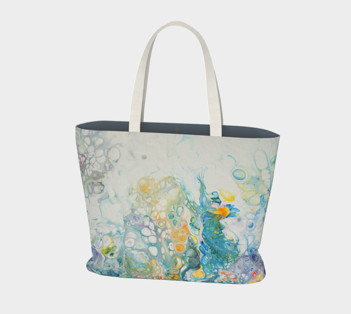 Land of the Fairies Large Tote Bag preview