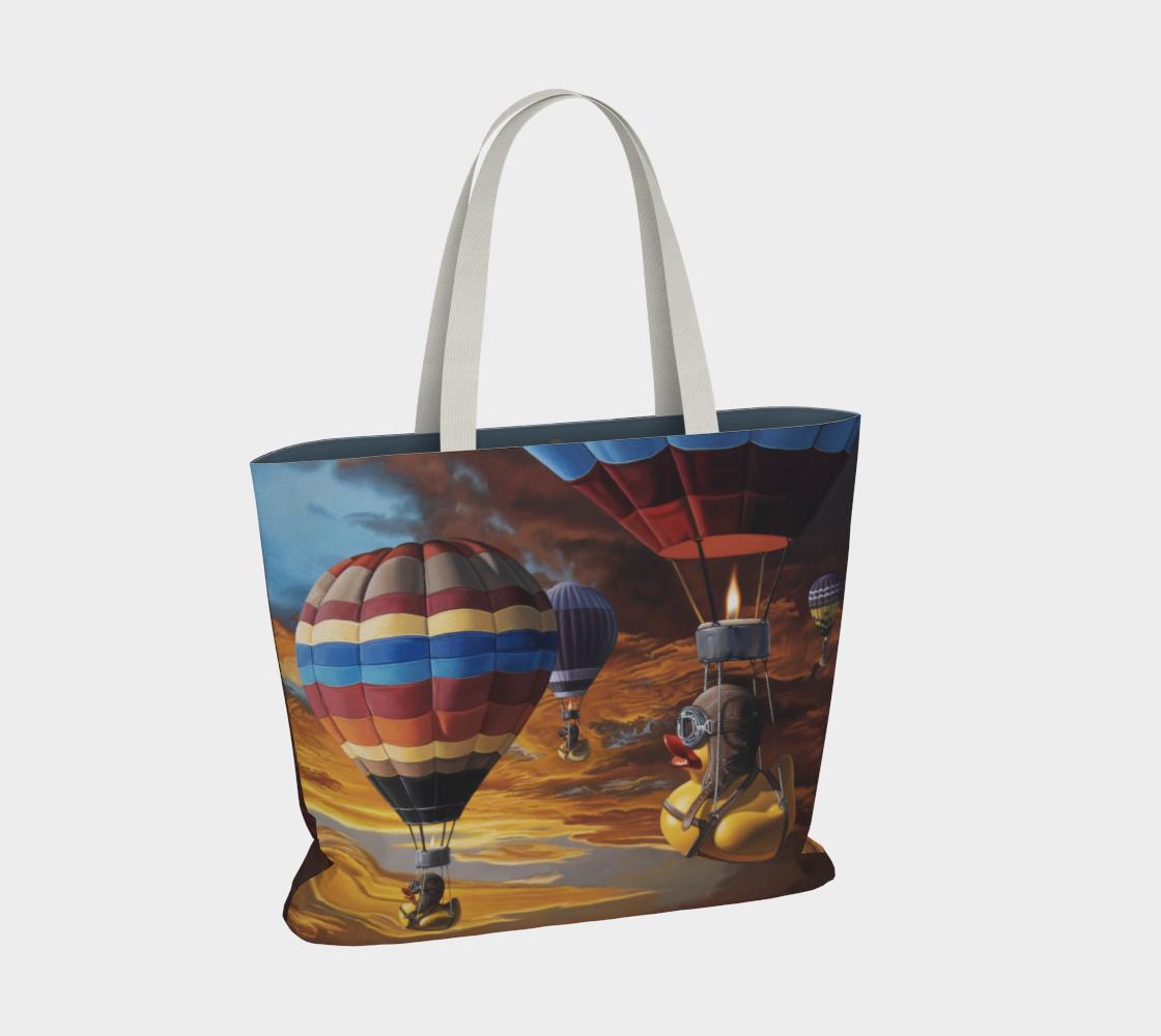 Air Ducks Large Tote Bag preview #2