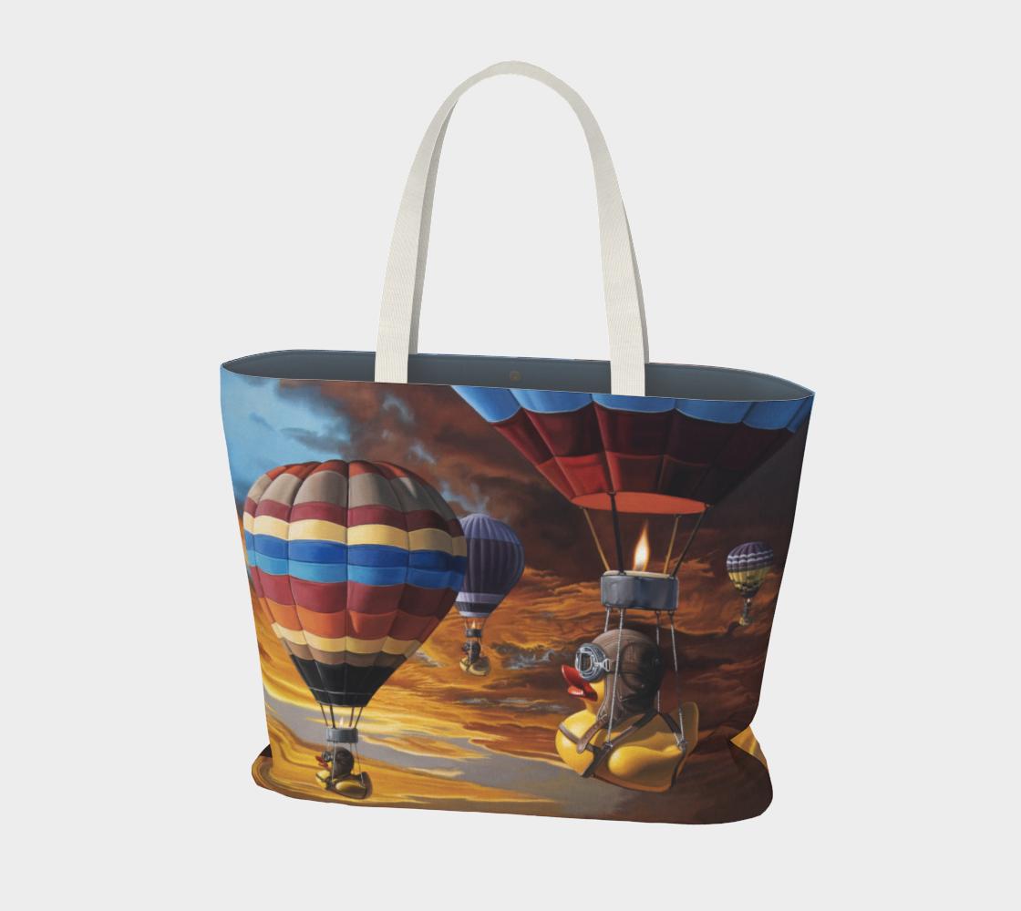 Air Ducks Large Tote Bag preview #1
