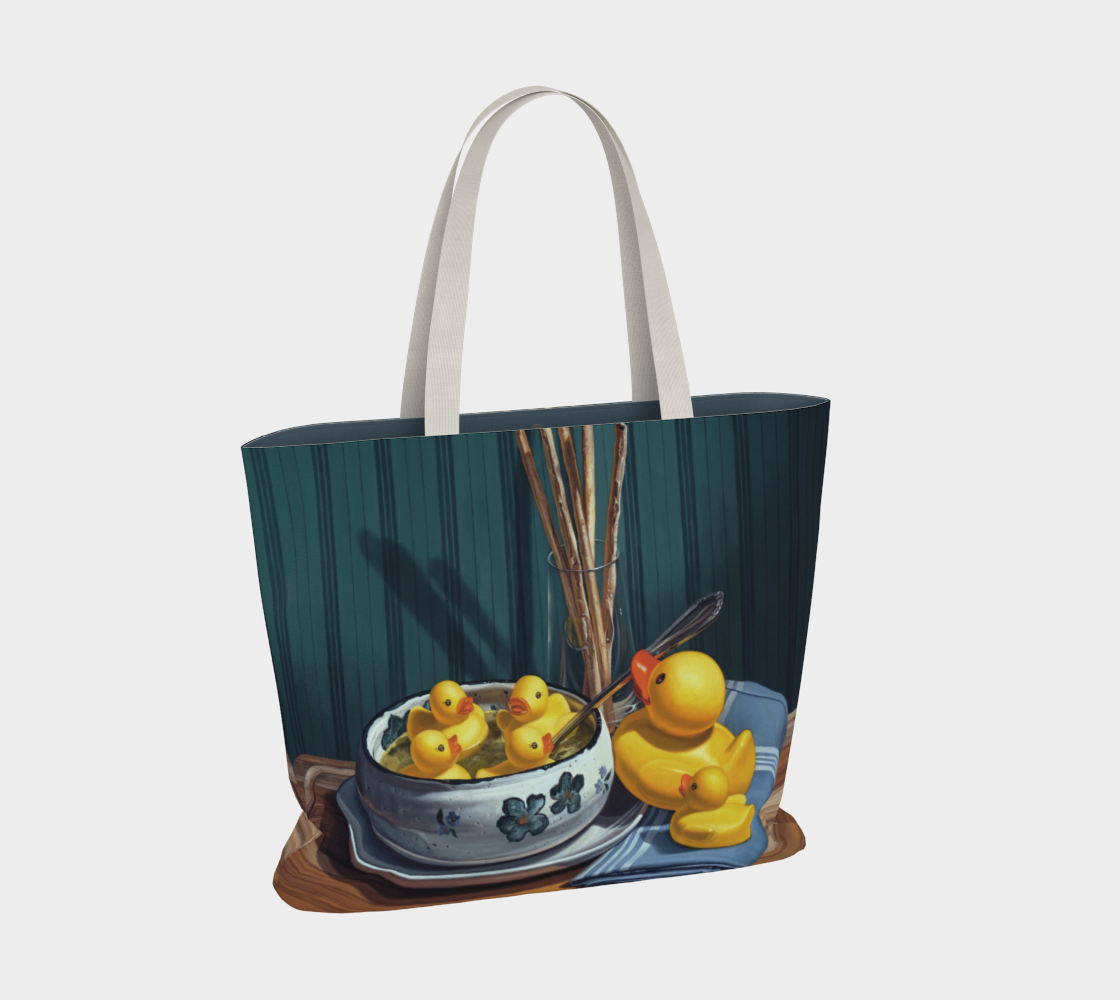 Duck Soup Large Tote Bag preview #2