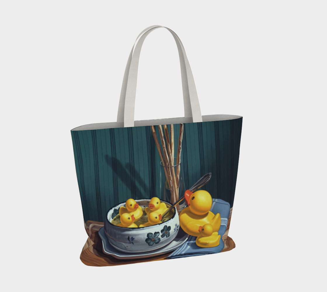 Duck Soup Large Tote Bag preview #4